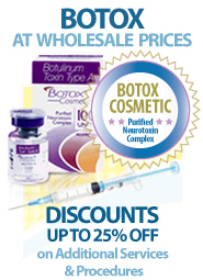 Click to schedule your next Botox injection