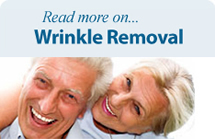 Read more about wrinkle removal - Laser Resurfacing